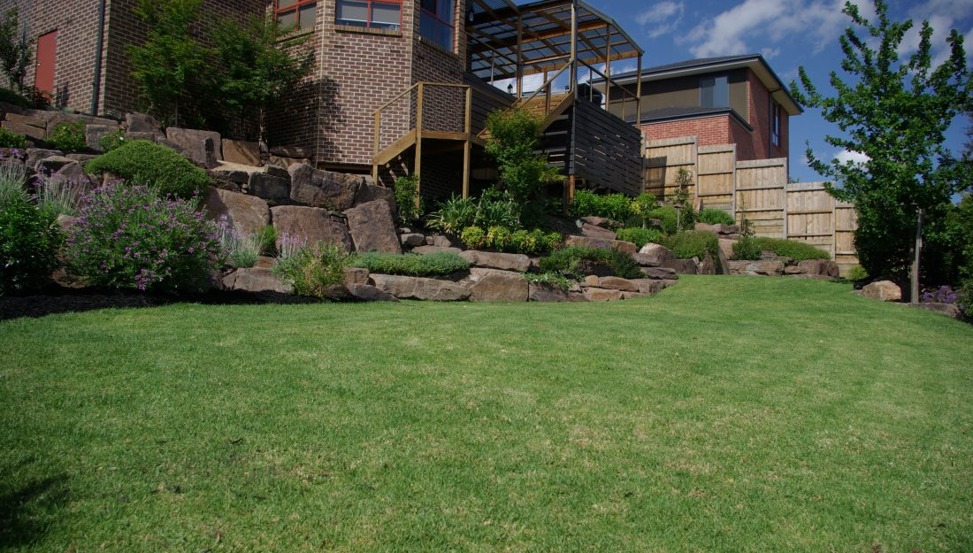 Passion design construction maintenance for Landscape construction melbourne